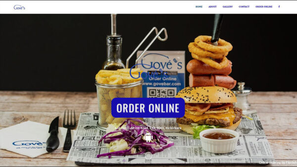 Online Ordering System For Restaurants Butchers Food Shop Malta & Gozo